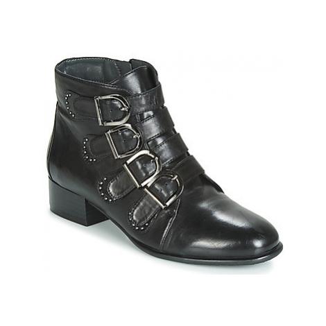 Metamorf'Ose FAMO women's Mid Boots in Black