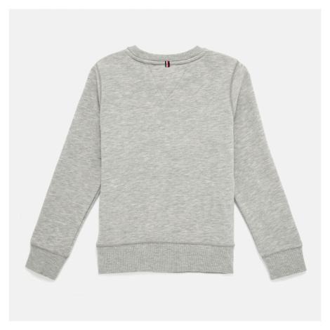 Tommy Hilfiger Boys' Basic Sweatshirt - Grey Heather