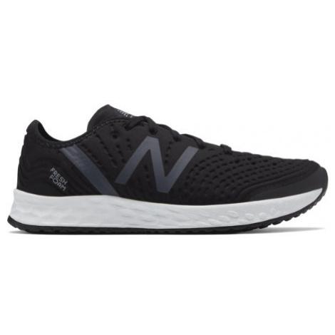 New Balance Fresh Foam Crush Running Trainers - Black/White