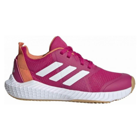 adidas FORTAGYM K pink - Kids' indoor shoes