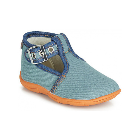 GBB SAPPO boys's Children's Slippers in Blue