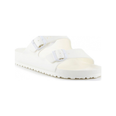 Birkenstock Arizona Eva 0129441 women's Mules / Casual Shoes in White