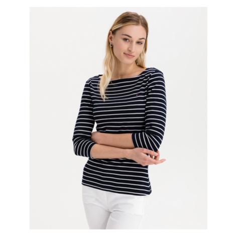 Tommy Hilfiger Boat Neck T-shirt Blue
