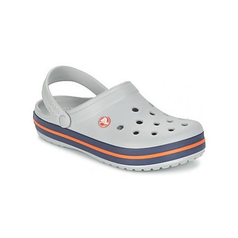 Crocs CROCBAND men's Clogs (Shoes) in Grey