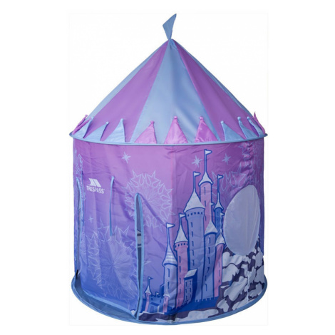 Trespass Chateau Kids' Play Tent - Ice Castle