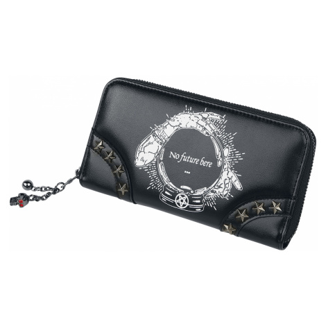 Banned - No Future Here - Wallet - black