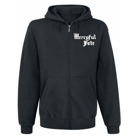 Mercyful Fate - Don't Break The Oath - Hooded zip - black