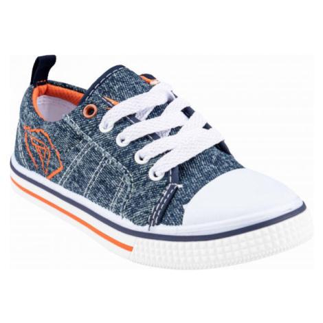 ALPINE PRO DUBHE black - Kids' walking shoes