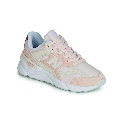 New Balance X90 women's Shoes (Trainers) in Pink