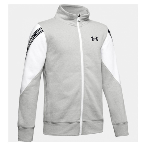 Boys' UA Sportstyle Fleece Full Zip Under Armour