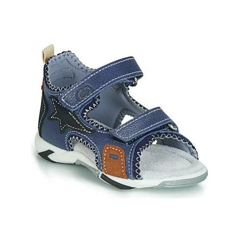 Citrouille et Compagnie JATILEME boys's Children's Sandals in Blue