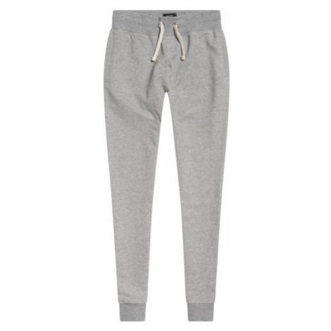 Superdry THE STANDARD LABEL JOGGER grey - Women's sweatpants