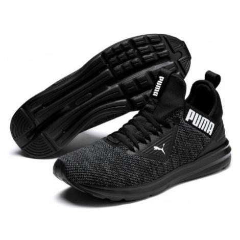 Puma ENZO BETA WOVEN black - Men's leisure shoes