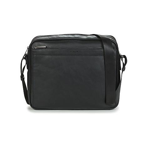 David Jones 796602 men's Messenger bag in Black