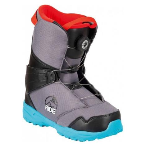 FTWO TEAM KIDS ATOP - Children's snowboard boots