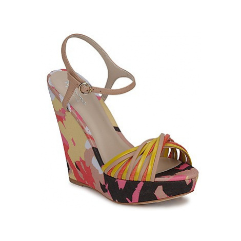 Bourne KARMEL women's Sandals in Multicolour