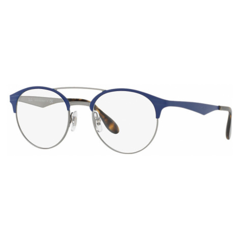 Ray-Ban Rb3545v Unisex Optical Lenses: Multicolor, Frame: Blue - RB3545V 2911 51-20
