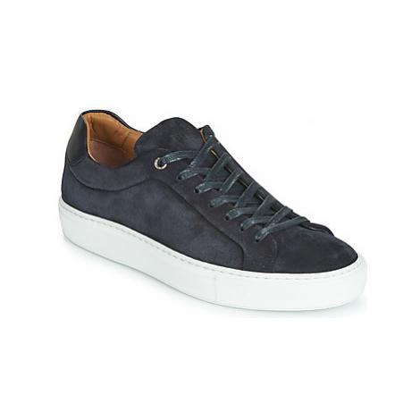 BOSS MIRAGE TENN SD men's Shoes (Trainers) in Blue Hugo Boss