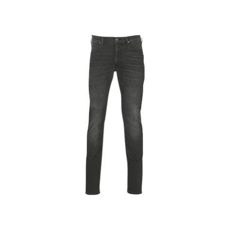 Lee LUKE MOTO GREY men's Skinny Jeans in Grey