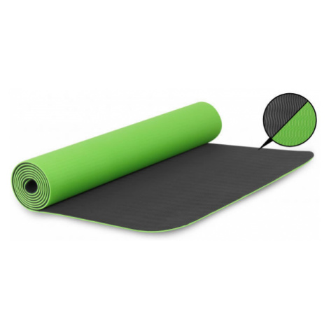Fitforce YOGA MAT 180X61X0,4 green - Exercise mat