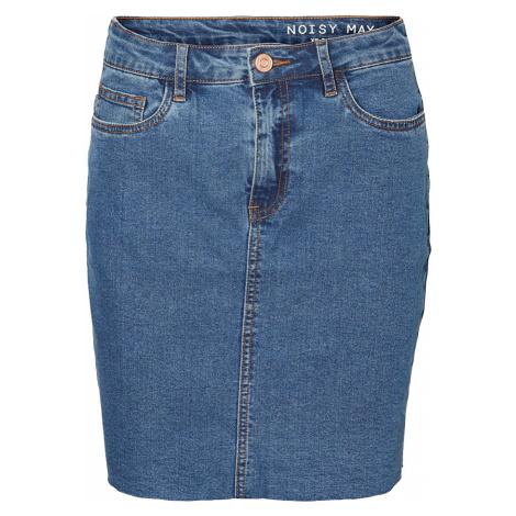 Noisy May - - Skirt - blue
