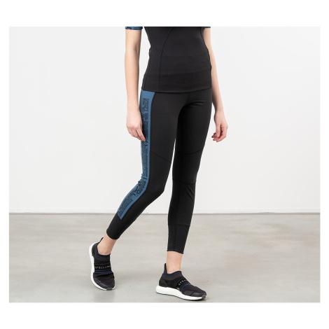 adidas x Stella McCartney Run Tights HEAT.RDY Black/ Vista Blue