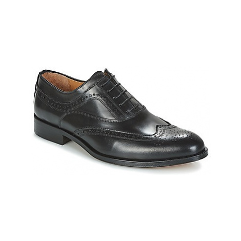 Brett Sons TABASO men's Smart / Formal Shoes in Black