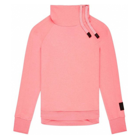 O'Neill LW PREMIUM HIGH NECK SWEAT pink - Women's sweatshirt