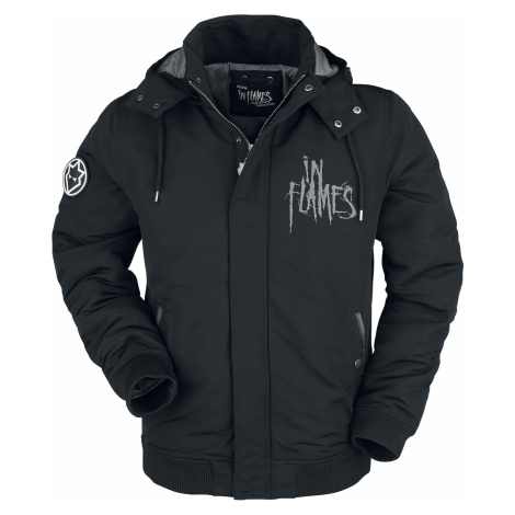 In Flames - EMP Signature Collection - Jacket - black-grey
