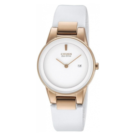 Ladies Citizen Eco-drive Axiom PVD rose plating Watch