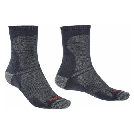 Bridgedale Mens Hike Ultra Light T2 Merino Endurance Crew Socks