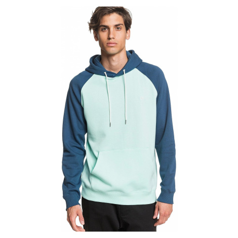 sweatshirt Quiksilver Everyday Hood - GCZ0/Beach Glass - men´s