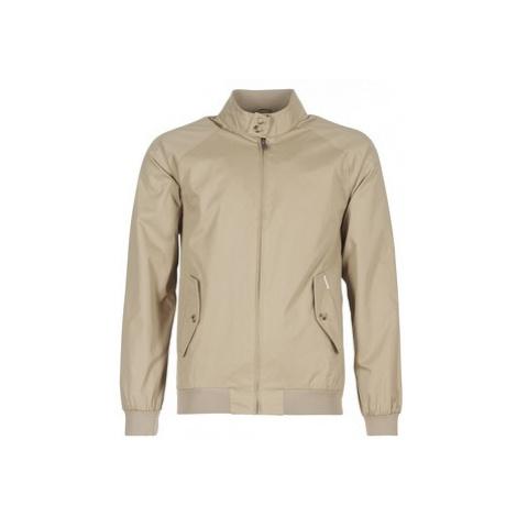 Ben Sherman HARRINGTON men's Jacket in Beige
