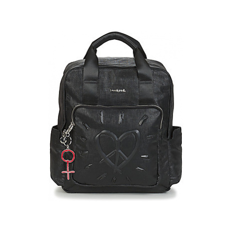 Desigual LEGEND RANDERS women's Backpack in Black