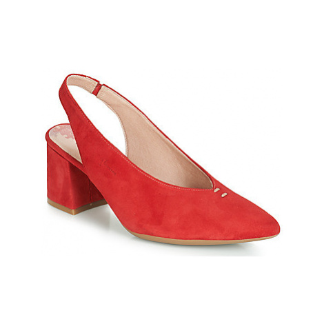 Dorking 7806 women's Court Shoes in Red