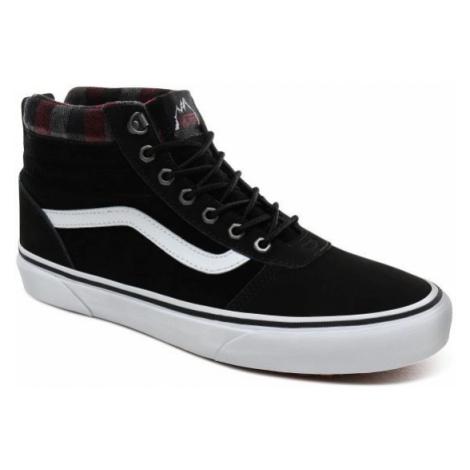 Vans WARD HI MTE black - Unisex ankle sneakers