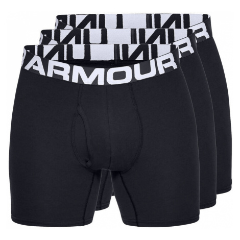 Charged Cotton 6in Boxer Shorts 3 Pack Men Under Armour