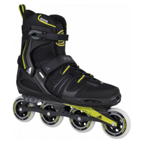 Rollerblade RB XL BLACK/LIME - Men's inline skates