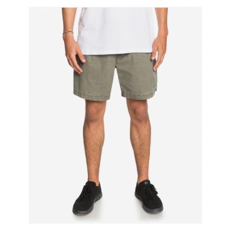 """Quiksilver Taxer 17"""" Shorts Grey"""