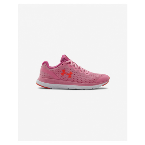 Under Armour Charged Impulse Kids Sneakers Pink
