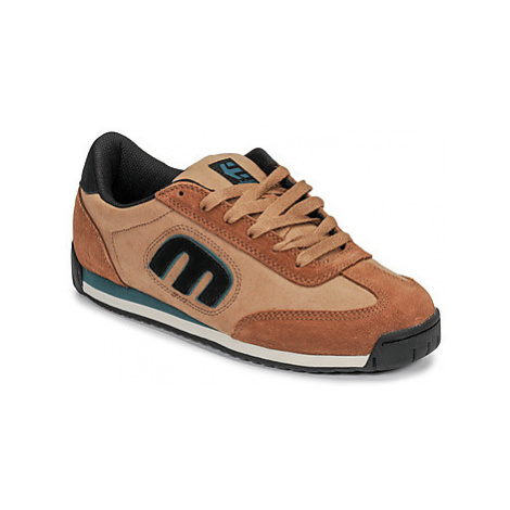 Etnies LOW CUT II LS men's Shoes (Trainers) in Brown