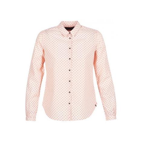 Maison Scotch DINSOA women's Shirt in Pink Scotch & Soda
