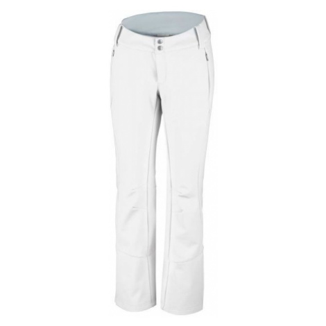 Columbia ROFFE RIDGE PANT white - Women's ski pants