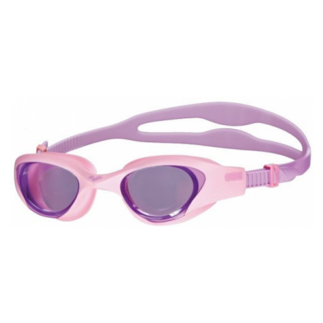 Arena THE ONE WOMAN pink - Women's swimming goggles