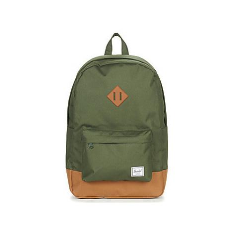 Herschel HERITAGE men's Backpack in Kaki