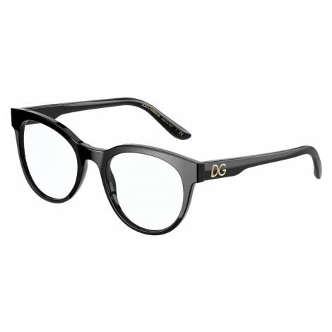 Dolce & Gabbana Eyeglasses DG3334 501