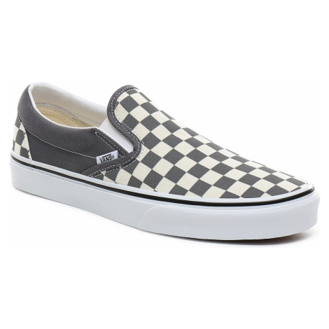 shoes Vans Classic Slip-On - Checkerboard/Pewter/True White