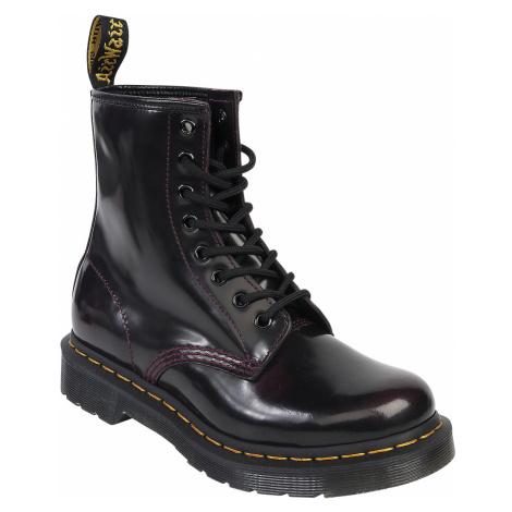 Dr. Martens - 1460 W Arcadia - Boots - burgundy Dr Martens