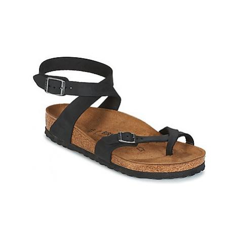 Birkenstock YARA women's Sandals in Black