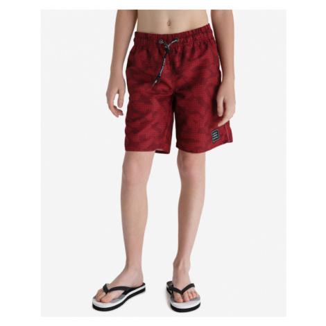 Sam 73 Felix Kids Swimsuit Red